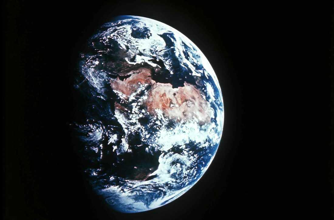 I Sverige lever vi som om vi hade fyra jordklot, enligt WWF. Arkivbild.