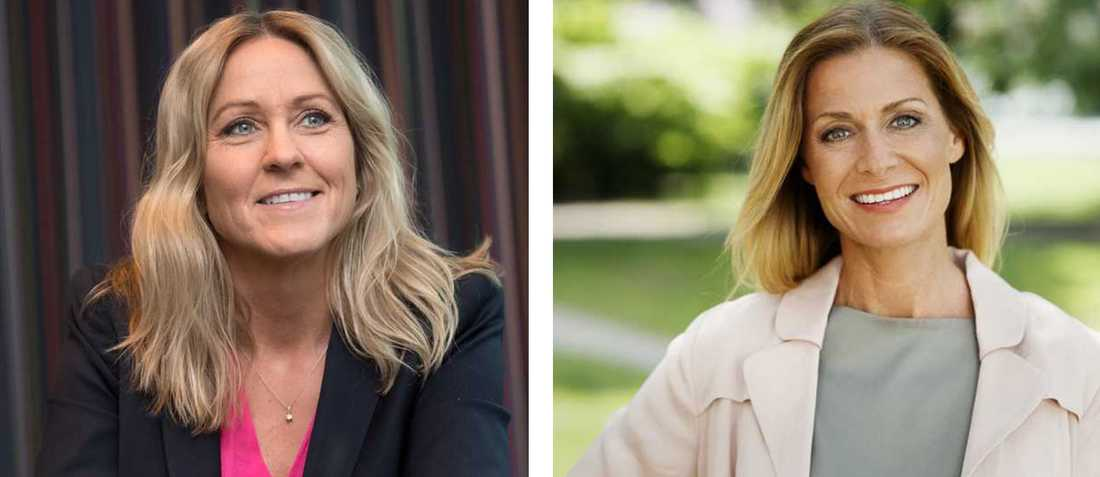 Sparekonomerna Christina Sahlberg och Sharon Lavie vill påminna om att inte bränna hela lönen på nöjen – trots att den kanske lockar en fredag som denna.