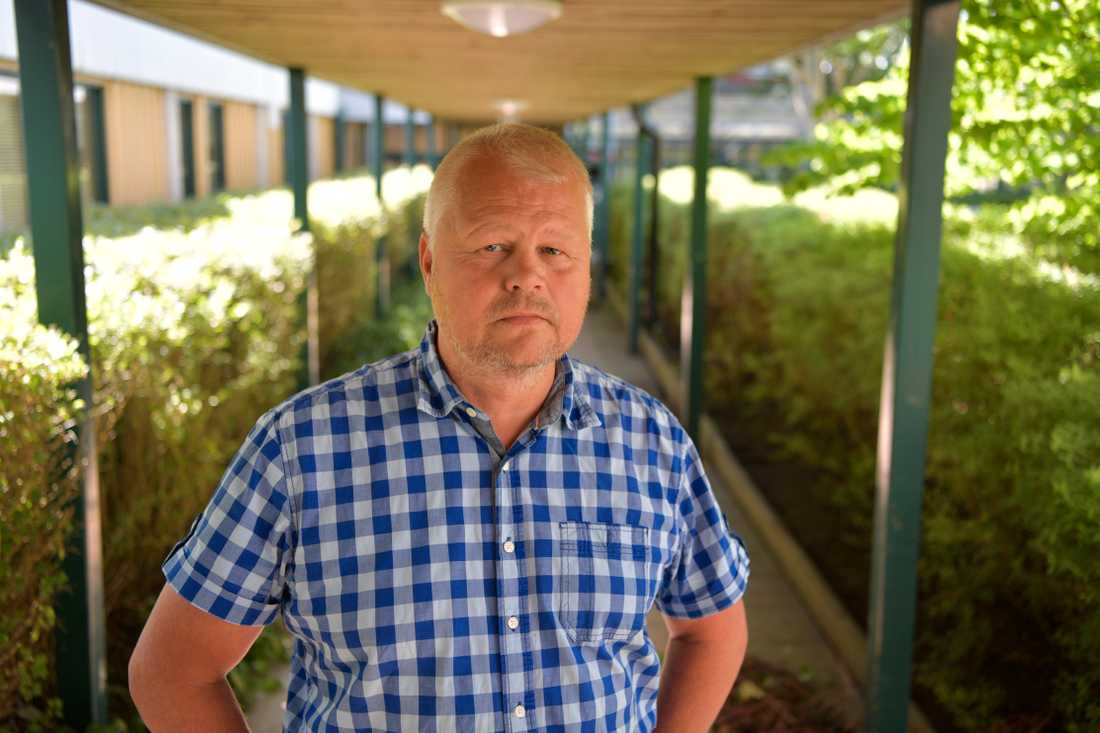Anders Johansson, kommunordförande Kil.