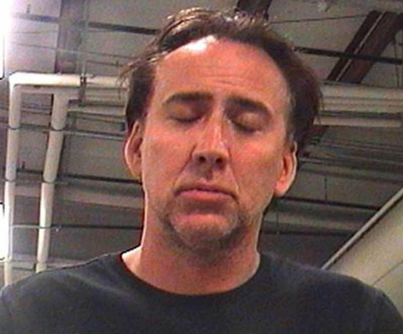 Nicolas Cage greps den 16 april 2011 i New Orleans misstänkt för att ha misshandlat sin flickvän.