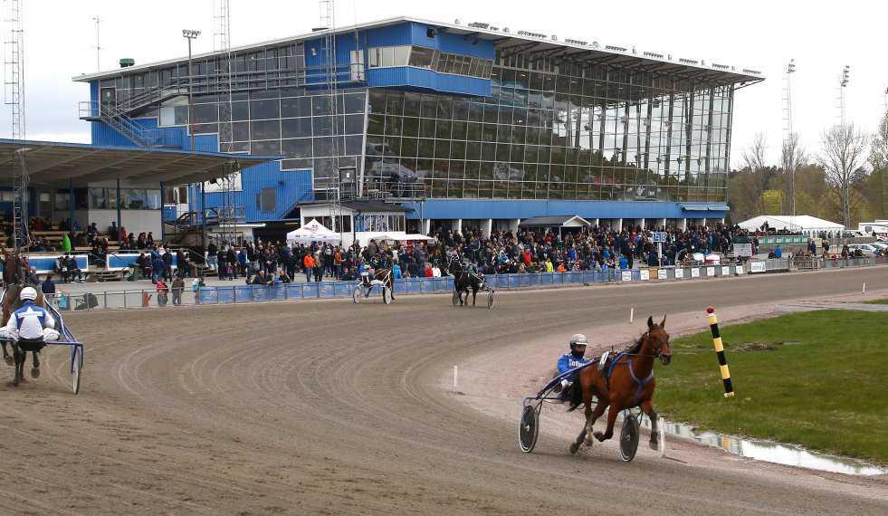 Finalen i V75 Winter Burst avgörs på Örebrotravet 31 december