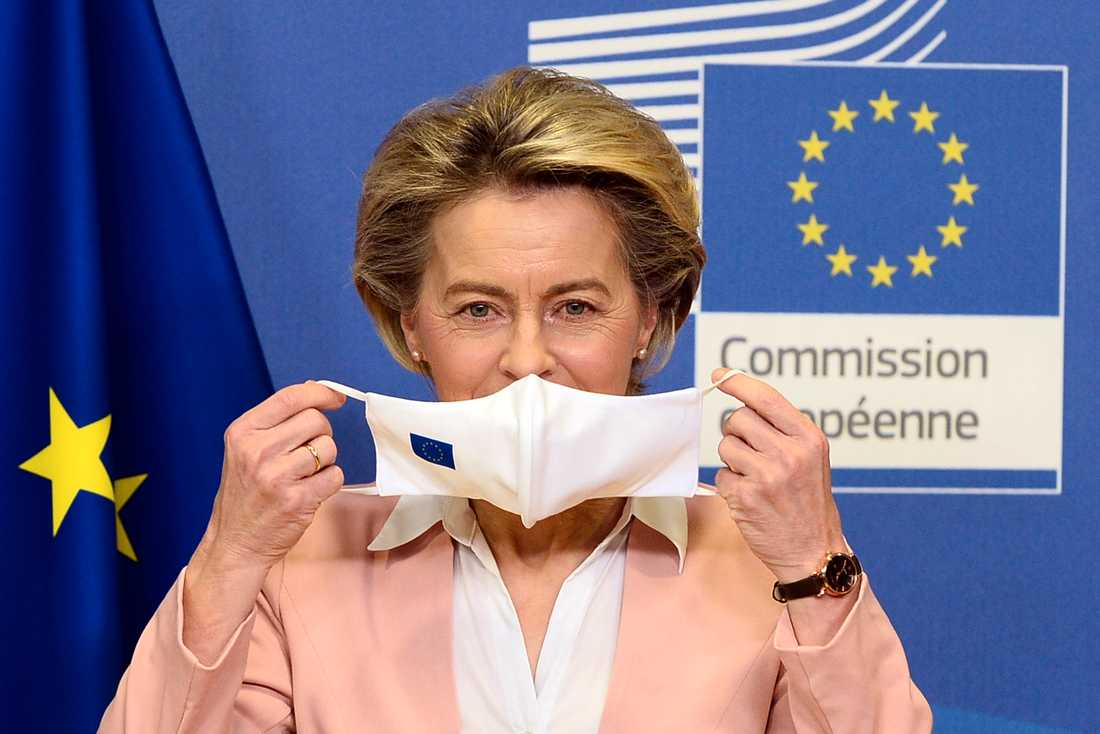 EU-kommissionens ordförande Ursula von der Leyen lanserar kommissionens drömmar om en ny Bauhaus-rörelse.