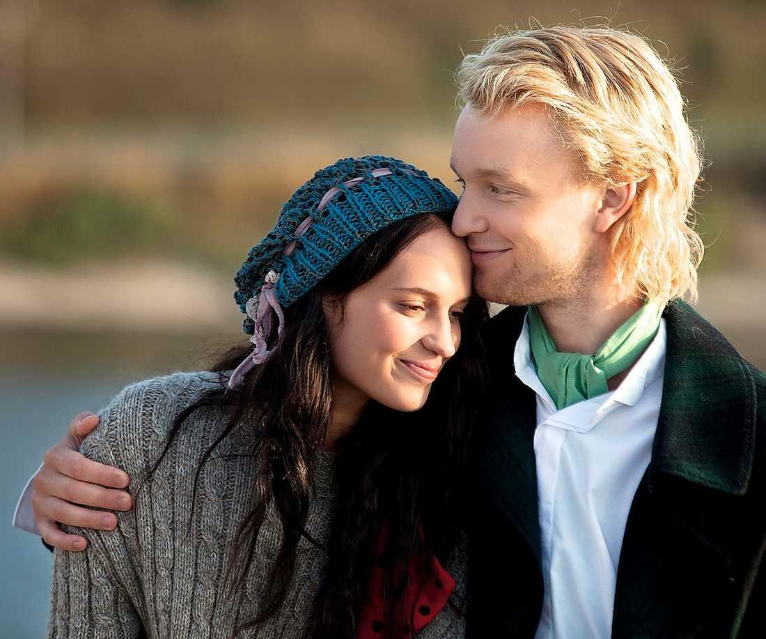 """""""Kronjuvelerna"""", med komikern Björn Gustafsson i en av rollerna, är nominerad för sin musik, bland annat."""