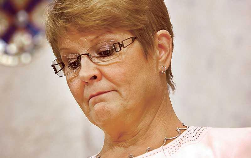 Maud Olofsson riskerar att kommas ihåg främst som näringsministern som offrade Saab.