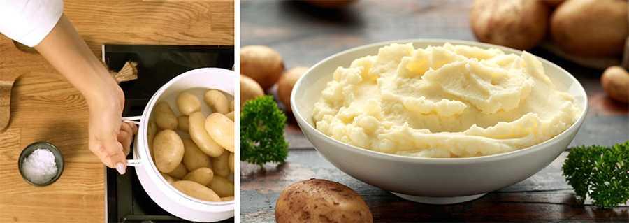 I videoklippet berättar Markiz Tainton om sitt knep för att göra fluffigt och smakrikt potatismos.