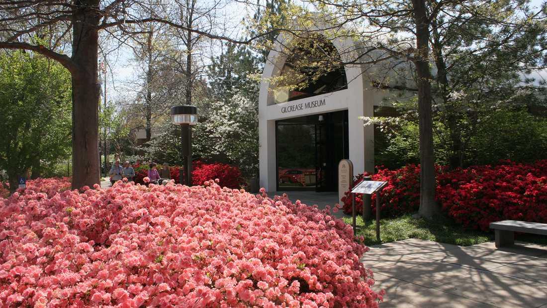 Gilcrease-museet i Tulsa, Oklahoma.