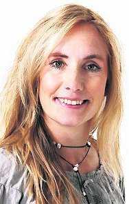 Maria Nygårds.