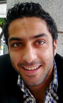 Faraj Abu-iseifan.