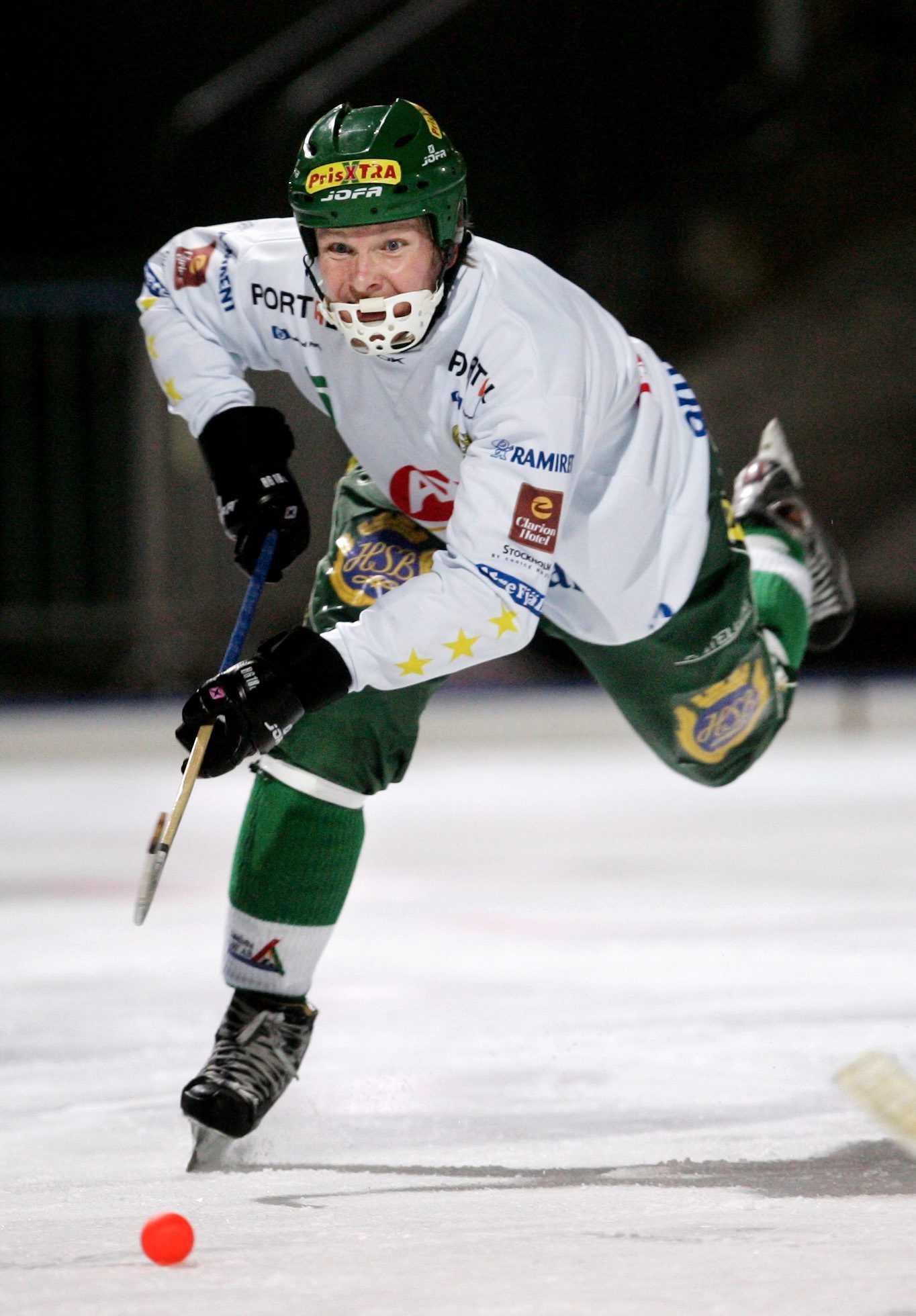 Rosendahl har tidigare spelat i Hammarby.
