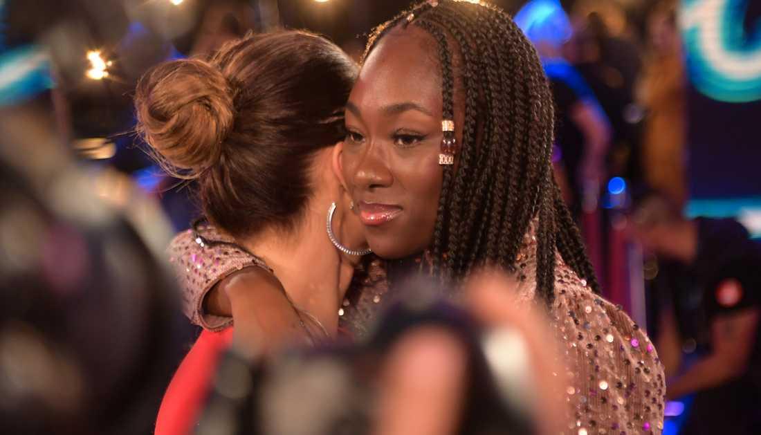 "Aida Secka tvingades lämnade ""Idol"" 2019"