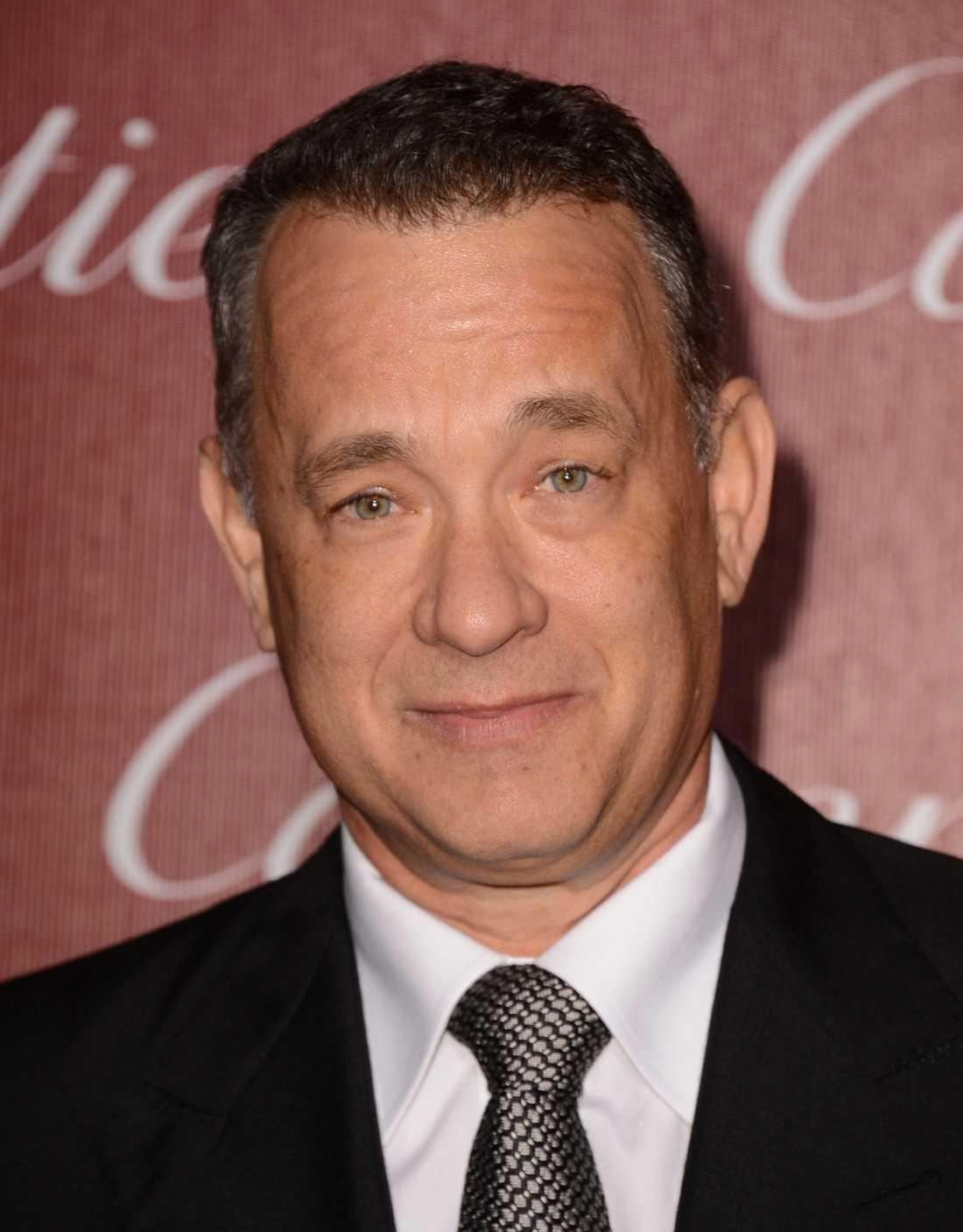 """""""Han brukar väl spela 'the good guy'"""" säger Jan Björklund om valet av Tom Hanks."""