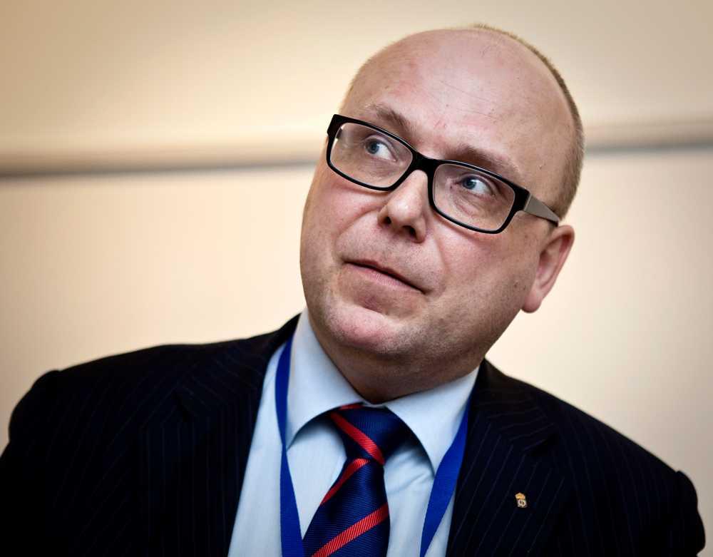 Magnus Ranstorp, forskningsledare vid Försvarshögskolans Centrum för asymmetriska hot- och terrorismstudier.