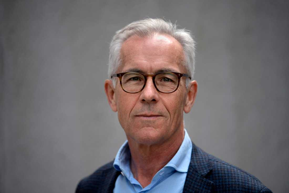 Jan Albert, professor i smittskydd.