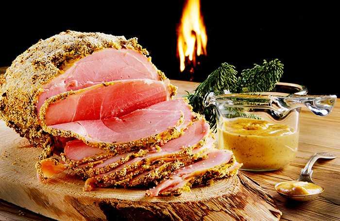 recept skinka i ugn