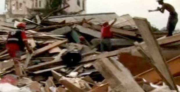 De flesta räddningsteamen lämnar snart Haiti, men en del kommer att stanna kvar för att röja upp efter jordbävningen.