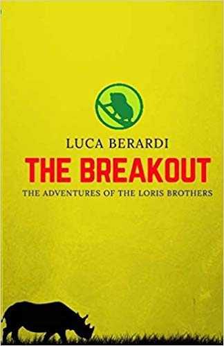 """""""Jag hoppas att jag kan inspirera andra med berättelserna"""", säger Luca Berardi om sin bok."""