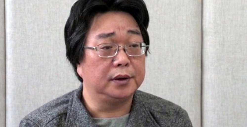 Gui Minhai, förläggare Sverige Kina, försvann från sin semesterbostad i Thailand den 15 oktober 2015. 2016 återfanns han i ett hemligt kinesiskt förvar.