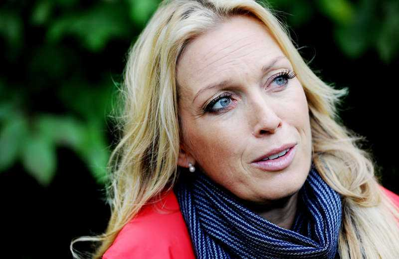 Linda Lindorffs Bonde söker fru uppror mot Kristallengalan