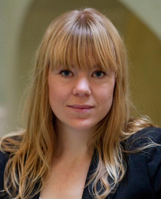Karin Strandås.
