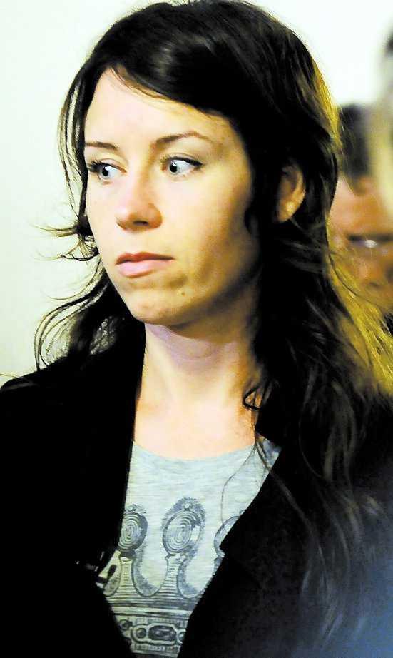 Konstfackseleven Anna Odell spelade psyksjuk.