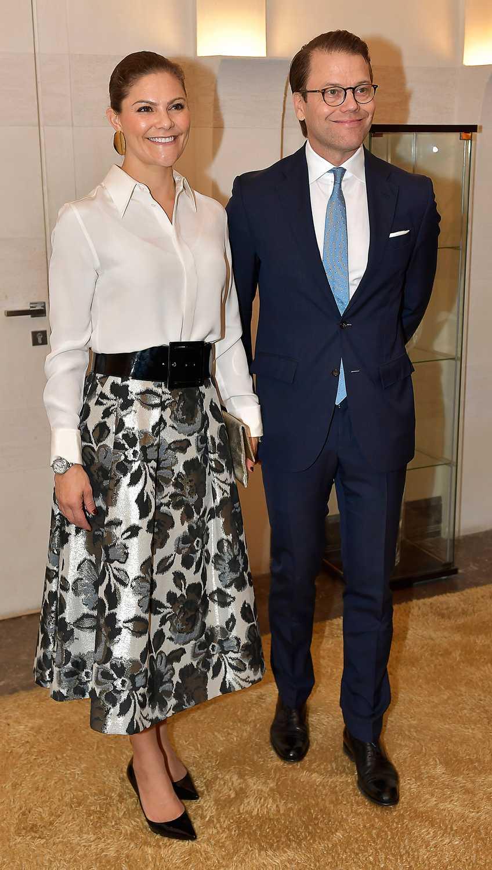 Victoria och Daniel, som i över tio år har levt och arbetat tillsammans.