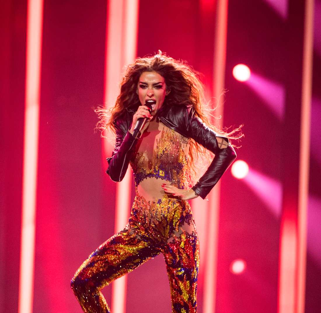 Cyperns Eleni Foureira.