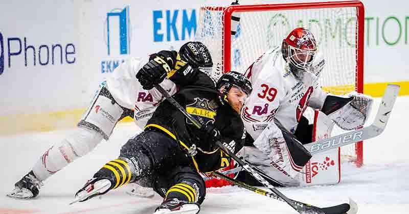 AIK föll tungt mot Vita Hästen