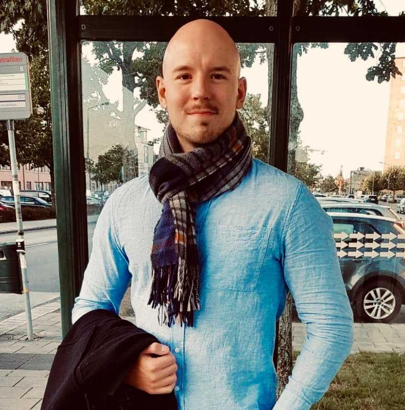 Mattias Marffy läser just nu till lärare på Malmö universitet.