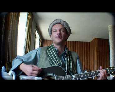 """Olle Ljungström i """"United States of Afghanistan"""" 2011."""