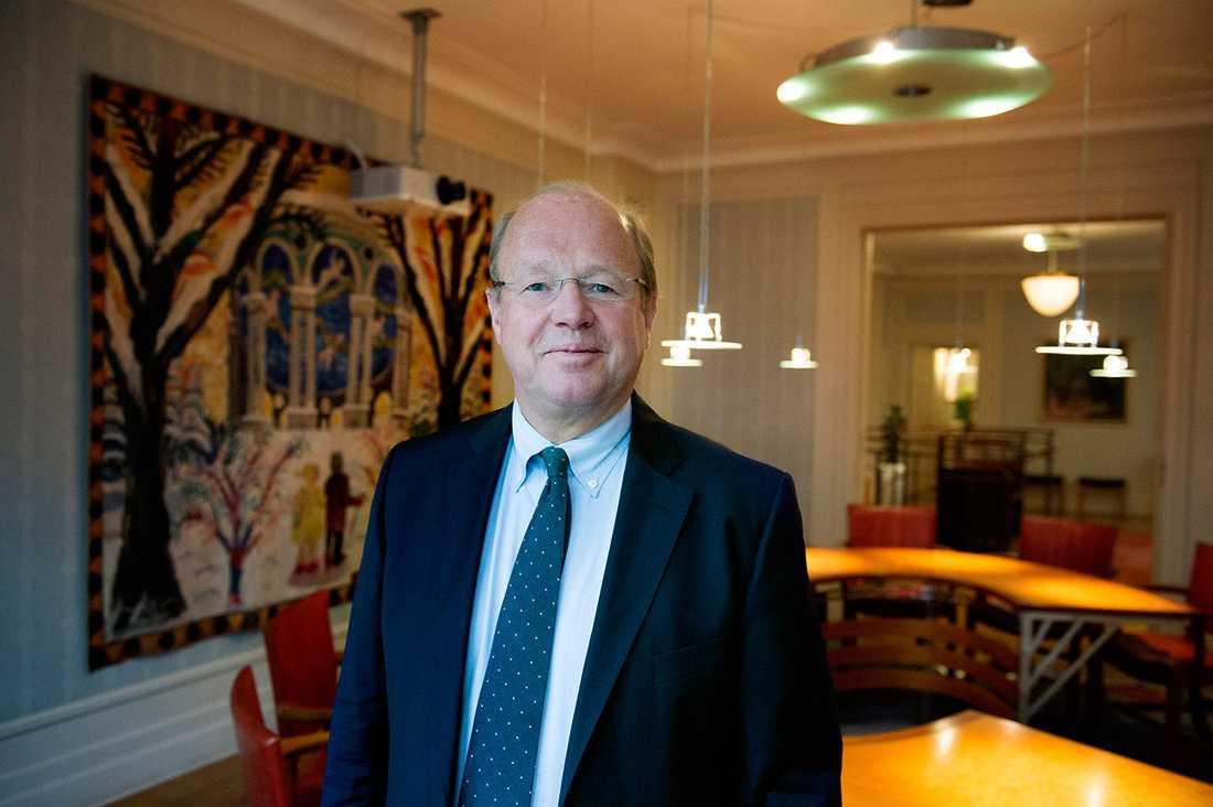 Anders Nyrén. Petas, enligt uppgift till DN.