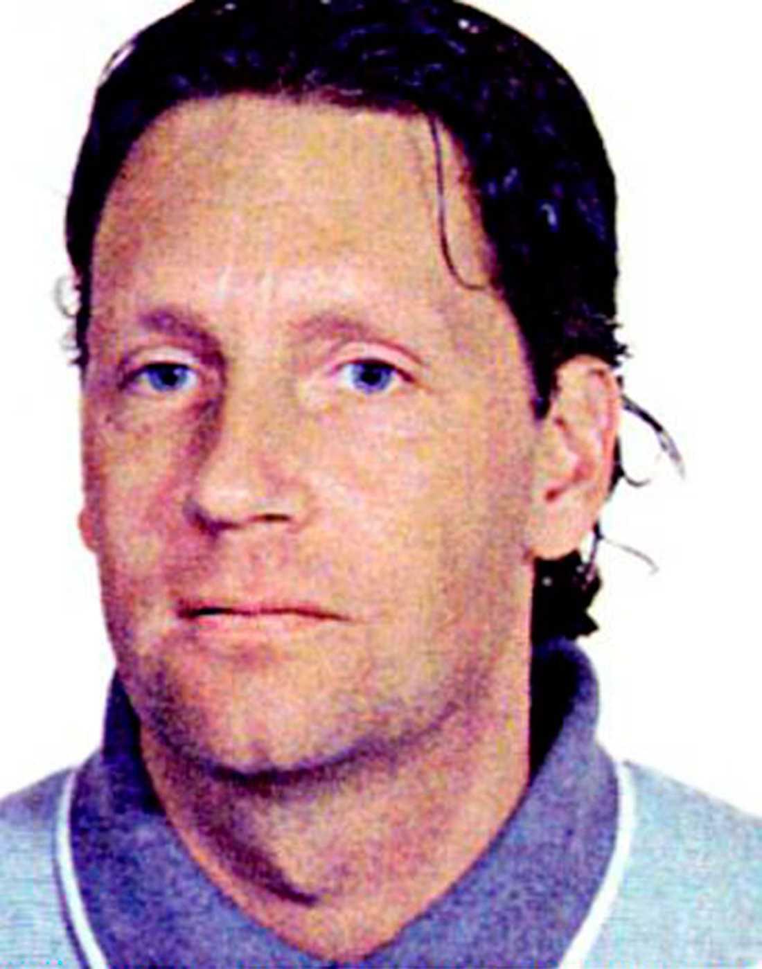 Taxichauffören Jarmo Pistool, 39, mördades brutalt.