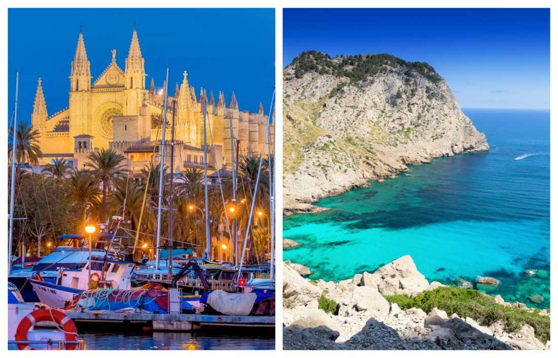Det blir färre möjligheter att åka till Mallorca när resebolagen drar ner på resorna.