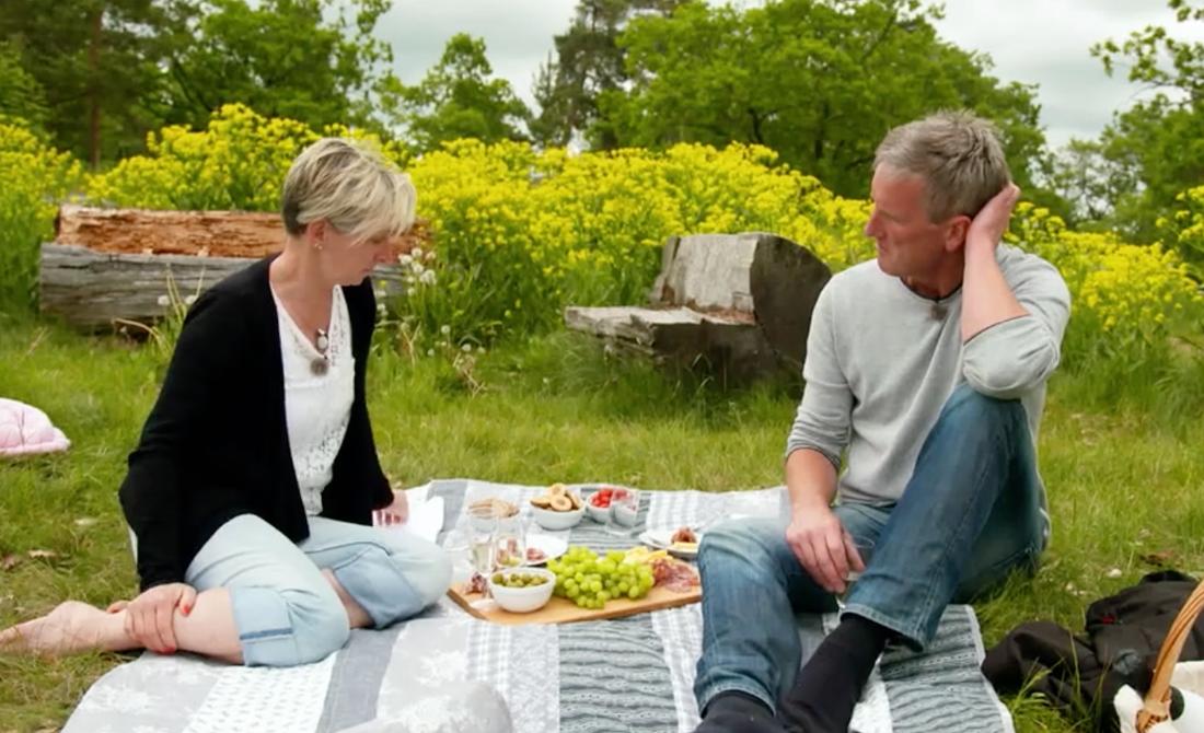 Yvonne Jansson och Fredrik Leandersson.