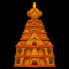 Hindutempel.