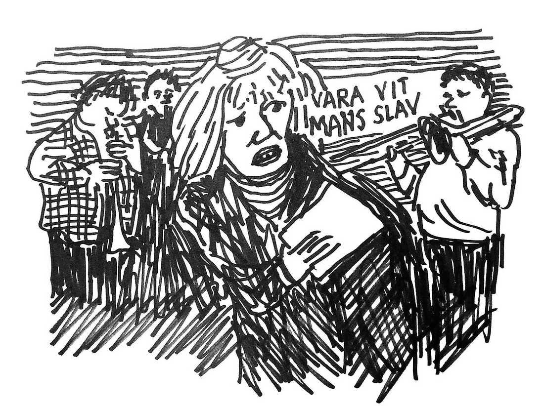 Illustration: CARL JOHAN DE GEER