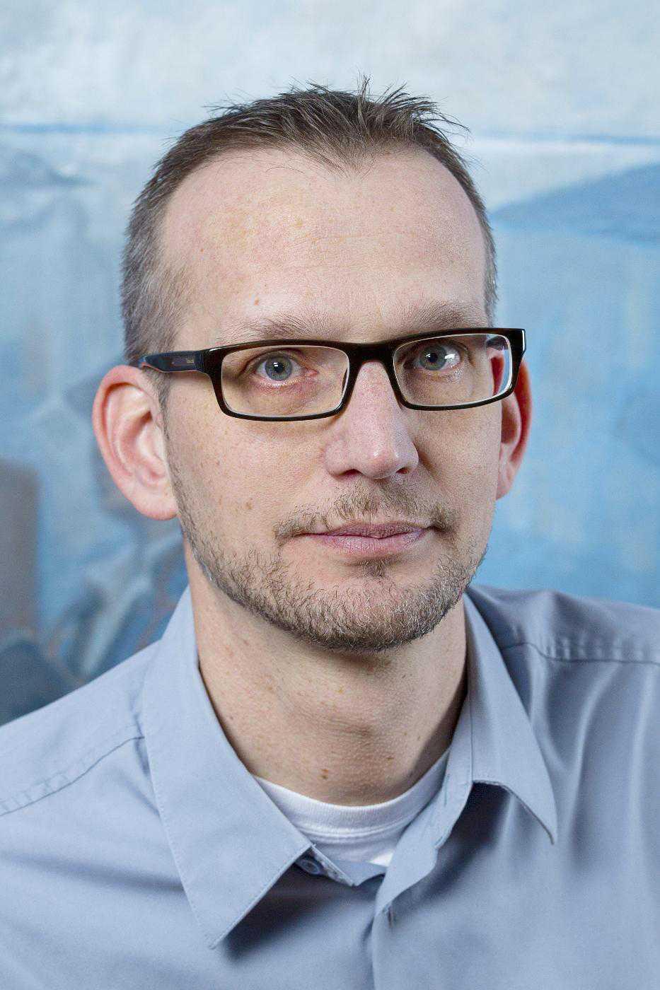 Martin Miljeteig, central arbetsmiljöombudsman på Transportarbetarförbundet.