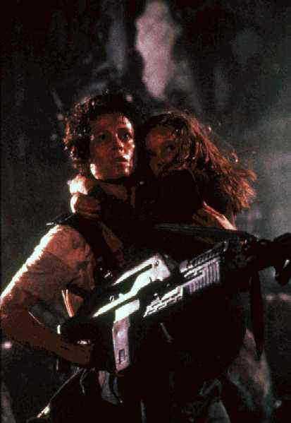"""""""Aliens"""" (1986) Regi: James Cameron – James Cameron förvandlade """"Alien""""-sagan till en ren och skär actionfest. En kassako och kritikersuccé."""