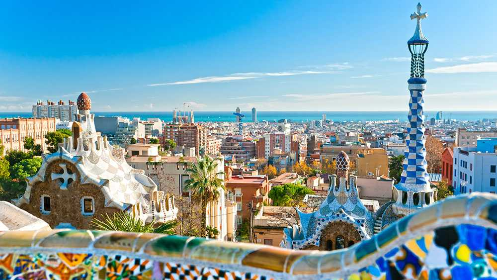 Loppet Cursa El Corte Inglés i Barcelona är en av de allra största löptävlingarna i världen.