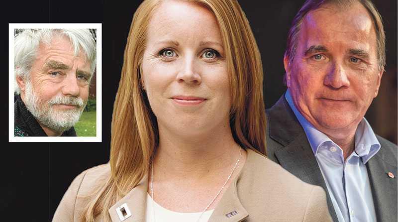 Stefan Löfven borde lära av Olof Palme när Ola Ullsten blev statsminister och släppa fram Annie Lööf, skriver Per Garthon.