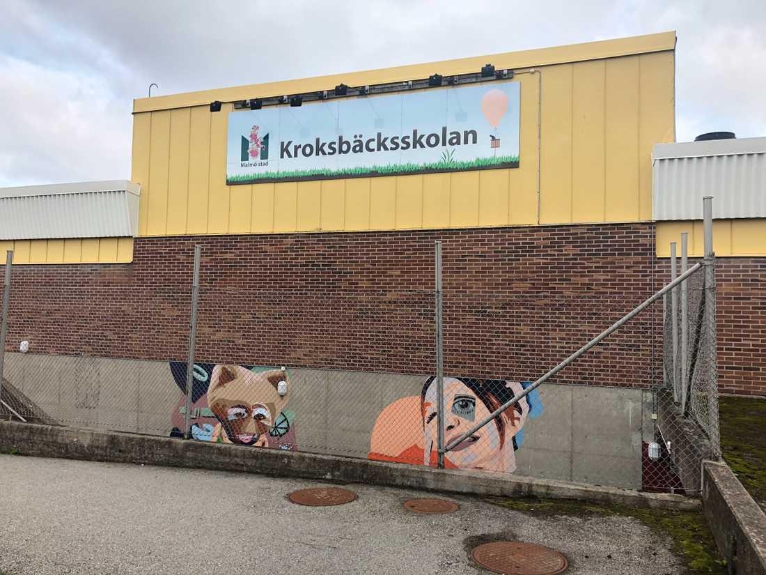 Genrepet skedde på Kroksbäcksskolan.