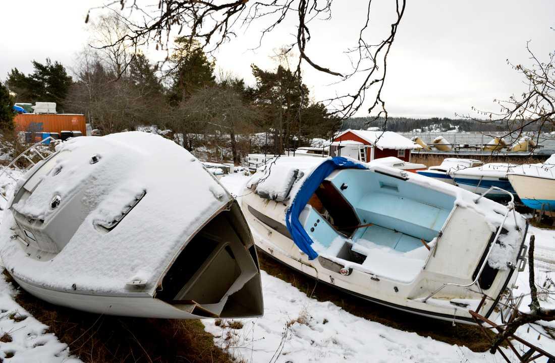 Nu ges ytterligare en chans för svenska båtägare att skrota uttjänta flytetyg gratis. Arkivbild.