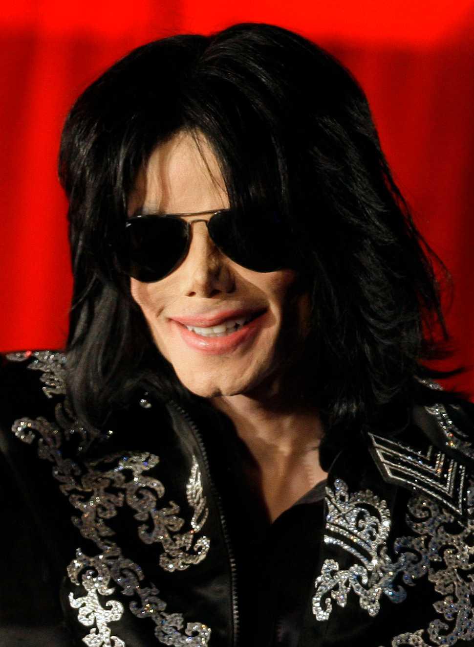Micael Jackson 2009.