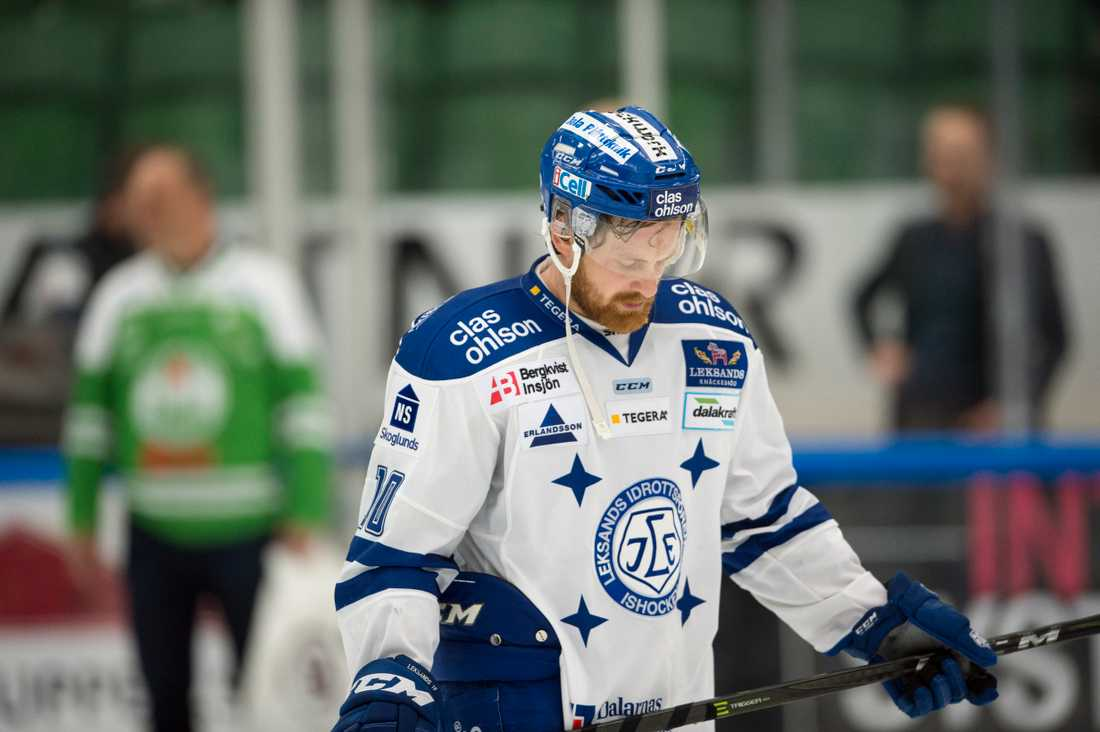 Mattias Ritola är en av spelarna på skadelistan.