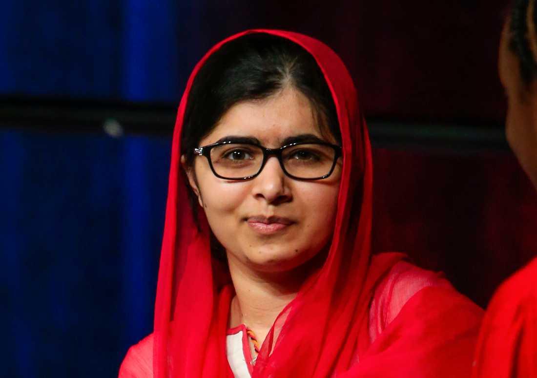 I höstas började Malala studera vid Oxfords universitet.
