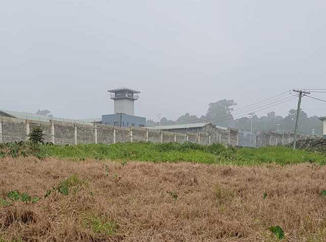 Tanumalala-fängelset.