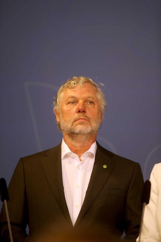 Peter Eriksson (MP) blir ny bostadsminister.