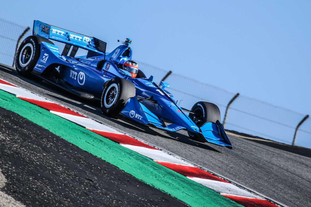 Felix Rosenqvist om riskerna och jakten på titeln i IndyCar