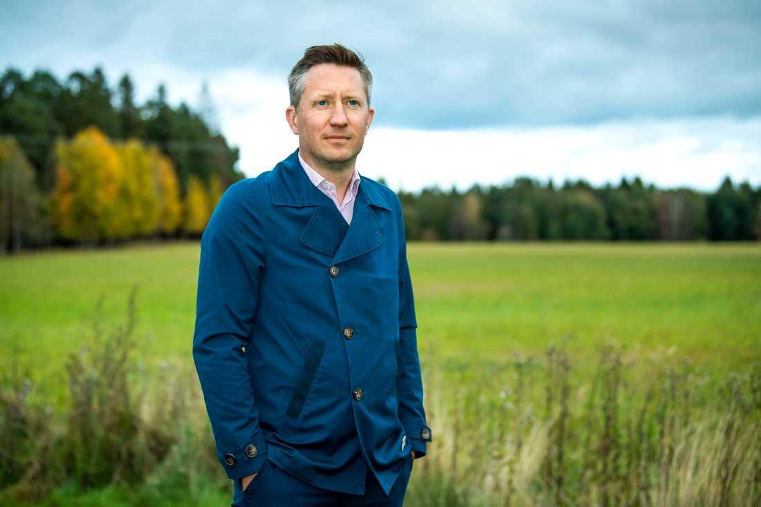 Ju större hörselnedsättning man har, desto större negativ påverkan har pandemin haft, berättar Mattias Lundekvam.