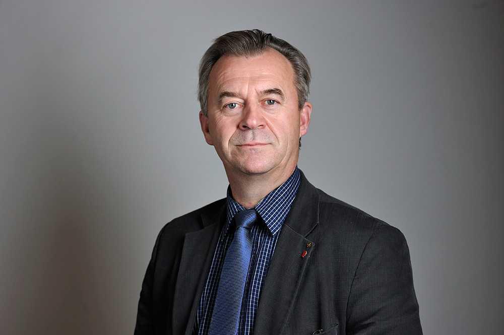 Landsbygdsminister Sven-Erik Bucht (S)