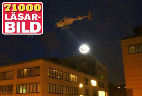 Rånarna tog sig till och från värdedepån i Västberga i södra Stockholm med hjälp av en helikopter. Bytet på 39 miljoner kronor är fortfarande borta.